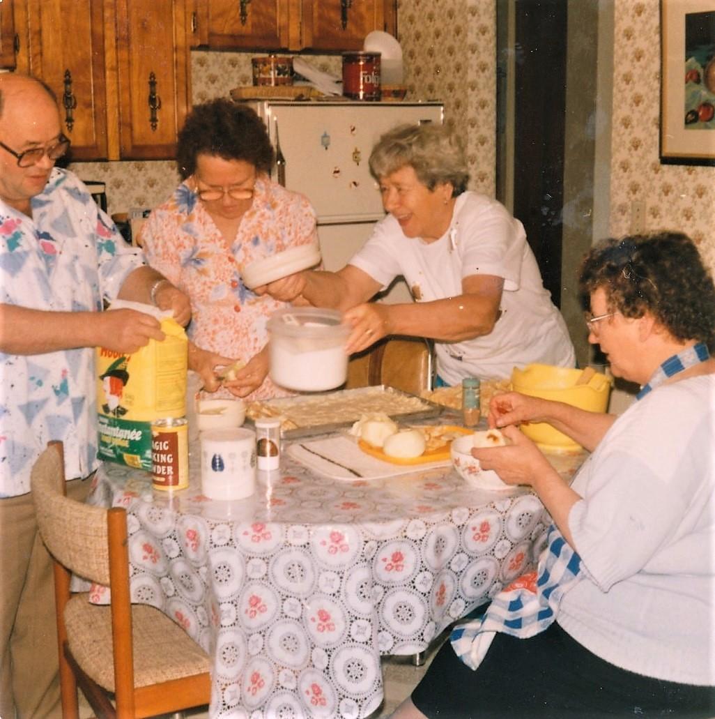Martin  ja Veran keittiossa